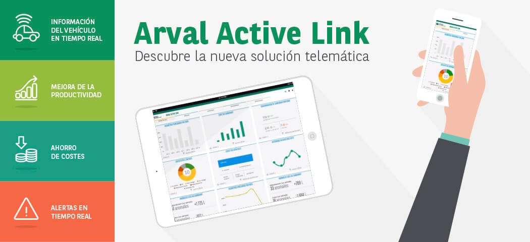 Arval activelink