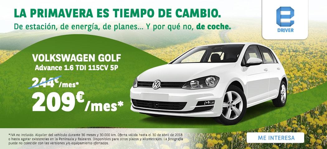 campaña primavera golf